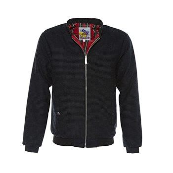 Harrington - Dylan - Veste - noir