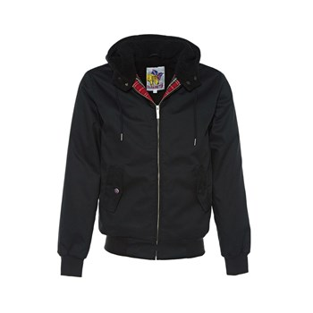 Harrington - Sinatra Hooded - Blouson - noir