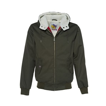 Harrington - Sinatra Hooded - Blouson - kaki