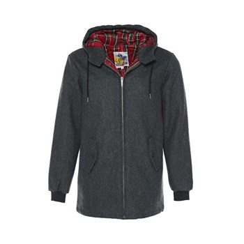 Harrington - Francky Hooded - Veste - gris