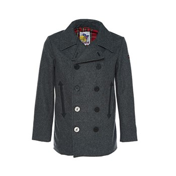 Harrington - Pcoat - Manteau - gris