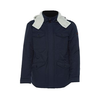 Harrington - Deck Jacket - Blouson - bleu marine