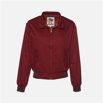 Harrington - Blouson - bordeaux