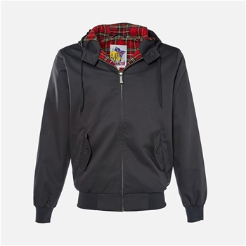 Harrington - Blouson - gris