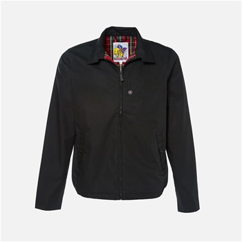 Harrington - Carolina - Blouson - noir