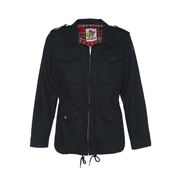 Harrington - Army Jacket - Saharienne - noir
