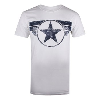 Marvel - T-shirt manches courtes - blanc