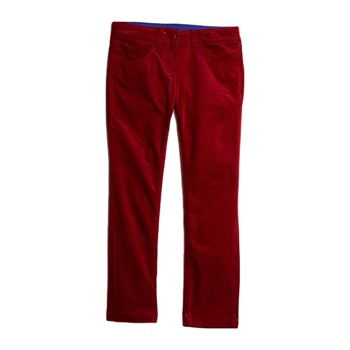 Benetton - Pantalon - rood