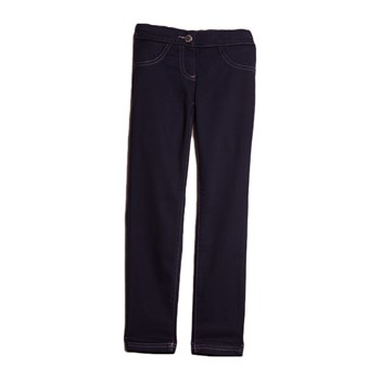 Benetton - Jeggings - blu scuro