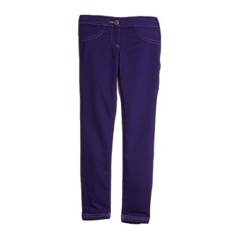 Benetton - Jeggings - viola