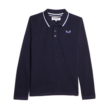 Kaporal - Masoc - Polo manches longues - blu scuro