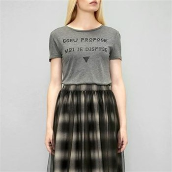 On you - T-shirt manches courtes - gris