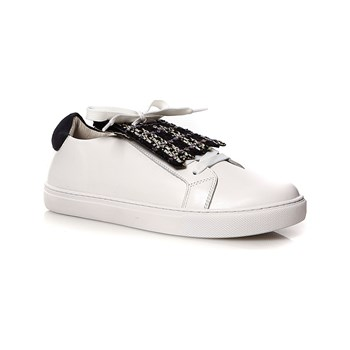 COSMOPARIS - Hiloa - Sneakers in pelle - bianco