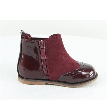 Dorémi - Bottines - rouge