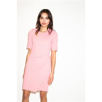 Sinéquanone - New Jack - Robe genoux droite - rose