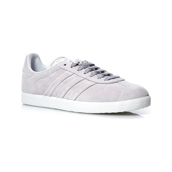 adidas Originals - Gazelle - Baskets en cuir - gris