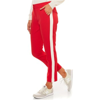 Morgan - Pantalon - rouge