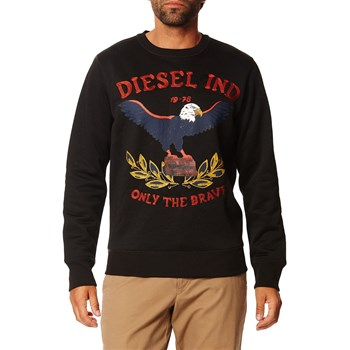 Diesel - Sweat-shirt - noir