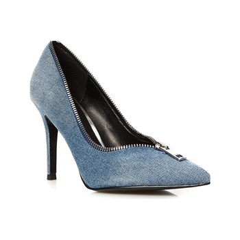 Diesel - Offbeat Heels - Escarpins - blue jean