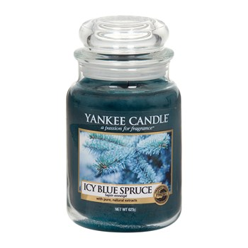 Yankee Candle - Sapin enneigé - Grande Jarre - vert