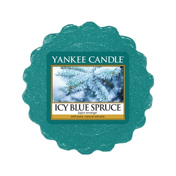 Yankee Candle - Sapin enneigé - Tartelettes - vert