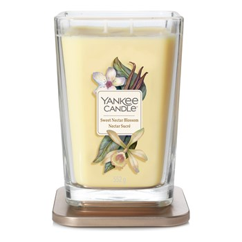 Yankee Candle - Nectar sucrée - Grote pot - geel