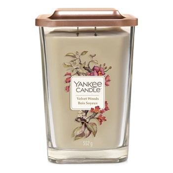 Yankee Candle - Bois soyeux - Grote pot - beige