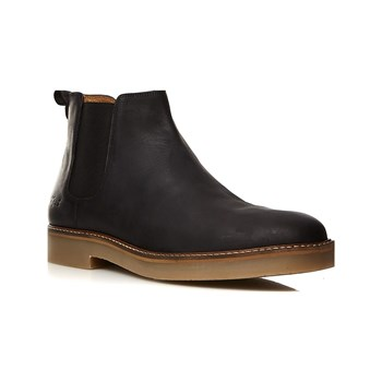 Kickers - Oxfordchic - Bottines en cuir - noir