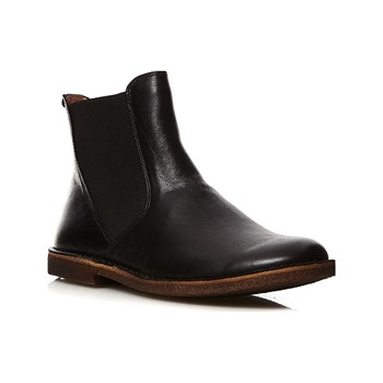 Kickers - Tinto - Bottines en cuir - noir