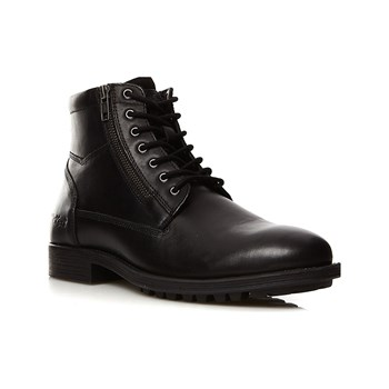 Kickers - Brok - Bottines en cuir - noir