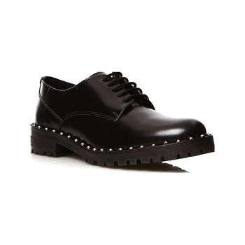 Kickers - Rollie - Derbies en cuir - noir