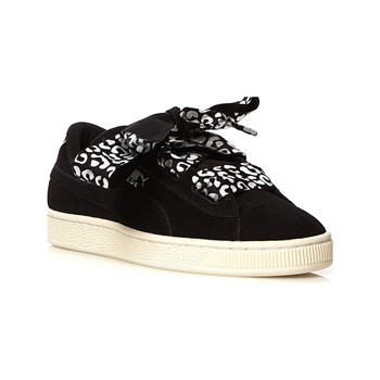 Puma - Jr S Heart Athluxe - Zapatillas - negro