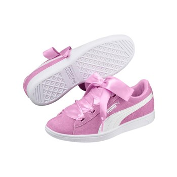 Puma - Sneakers in pelle - fucsia