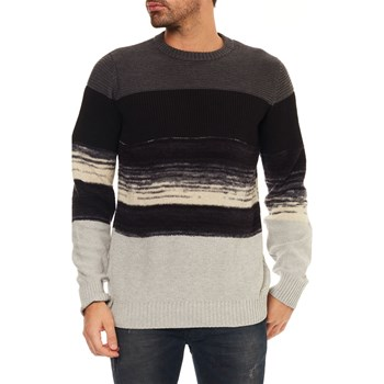 Diesel - Jersey - gris oscuro