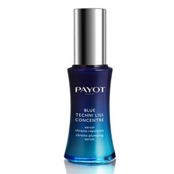 Payot - Sérum Blue Techni Liss concentré - bleu