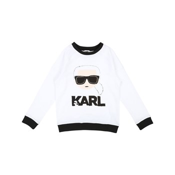 Karl Lagerfeld - Sweat-shirt - blanc