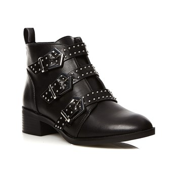 Only - Booties - zwart