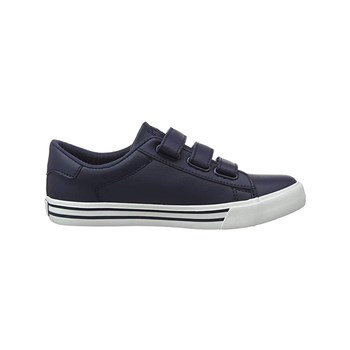 Ralph Lauren Kids - Easten ez - Baskets - bleu marine
