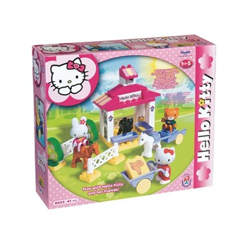 Imagin - Hello Kitty - Bau-Spiel