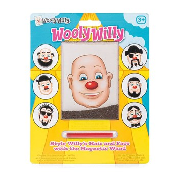 Tobar - Wooly Willy - Frans gezelschapspel