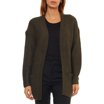 Vero Moda - No name - Strickjacke - khaki