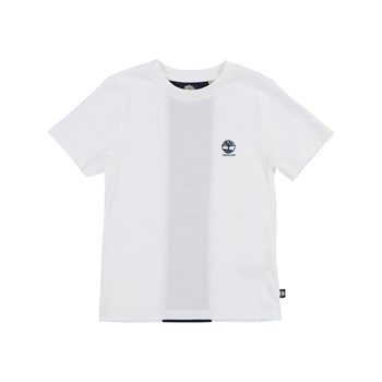 Timberland - T-shirt manches courtes - blanc
