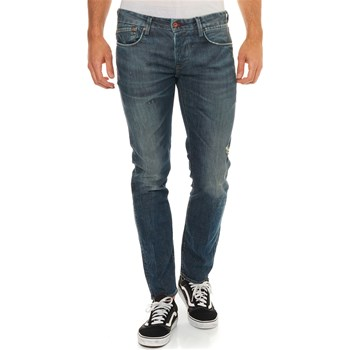 Pepe Jeans London - Hatch - Jeans Slim - blue jean