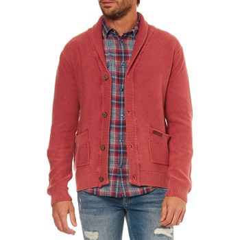 Pepe Jeans London - Nick Rt - Cardigan - bordeaux