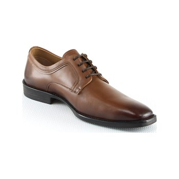 Cesare Conti - Derbies en cuir - marron