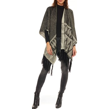 Pepe Jeans London - Brandy - Poncho - noir
