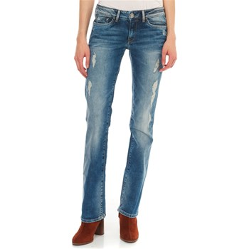 Pepe Jeans London - Piccadilly - Jean bootcut - azul jean