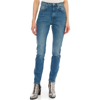 Pepe Jeans London - Gladis - Jean mom - azul jean