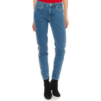 Pepe Jeans London - Heidi Tape - Jean recto - azul jean
