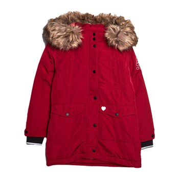 Pepe Jeans London - Marianne Jr - Parka - rot